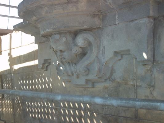limpieza de fachada, restauracion